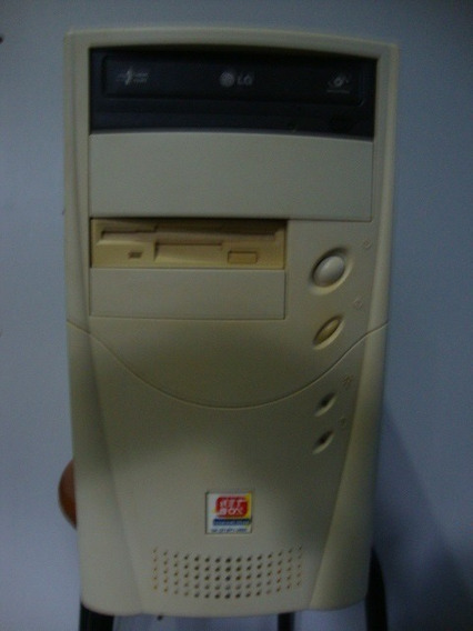 Micro Intel Pentium 3 550mhz - 450gb Manual E Cd De Instal