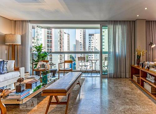 Apartamento À Venda - Brooklin, 3 Quartos,  203 - S893095883