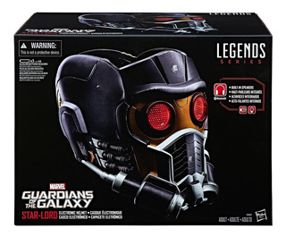 Marvel Legend - Guardianes De La Galaxia Star Lord Casco