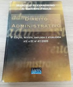 Direito Administrativo-marcelo Alexandrino E Vicente Paulo