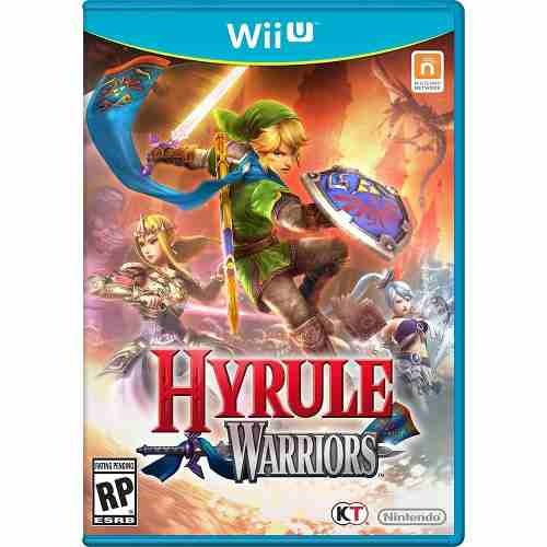 Jogo Novo Lacrado Hyrule Warriors Para Nintendo Wii U