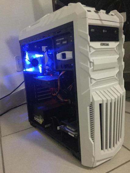 Pc Gamer / Gtx 1050 Ti 4gb / Intel Core I5 7400 (7° Geração)