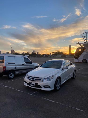 Imagen 1 de 10 de Mercedes-benz Clase E 2010 3.5 Coupe E350 Sport