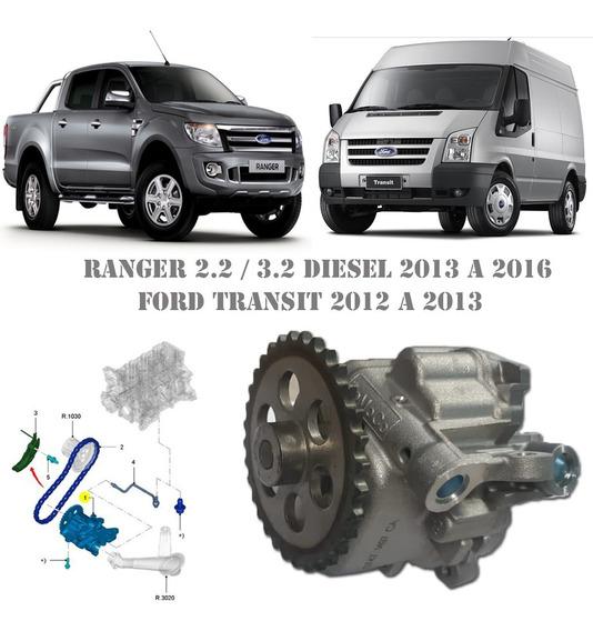 Bomba Oleo Original Ranger 2013-2017 2.2 / 3.2 Diesel