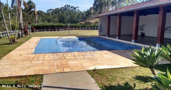 Chácara Para Locação Em Bragança Paulista, Bairro Bom Retiro, 3 Dormitórios, 3 Suítes - 382