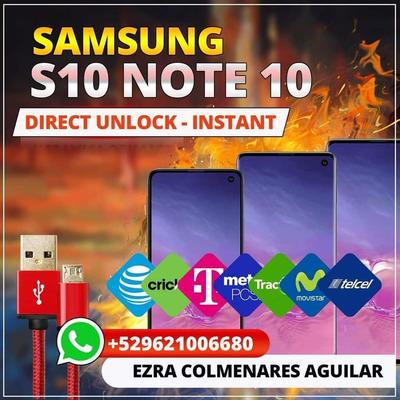 Unlock Note 10 Tmobile, Metro Pcs, Verizon, Sprint Instant