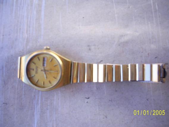 Relógio Feminino Seiko Automático Funciona 100%