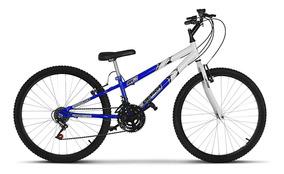 Bicicleta Aro 26 Rebaixada Bicolor Ultra Bike Verde Kw