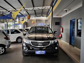 Kia Motors Sorento 2.4 Preto 2013