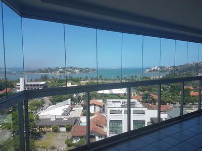 Apartamento Em Praia De Santa Helena, Vitória/es De 157m² 4 Quartos À Venda Por R$ 1.150.000,00 - Ap206842