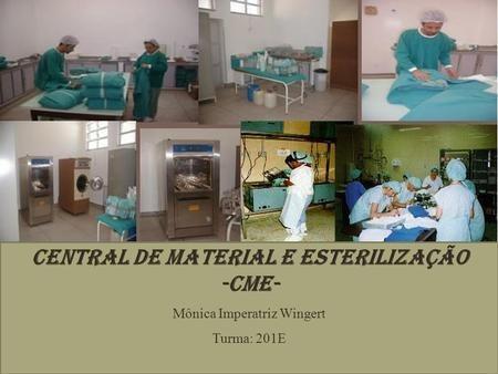 Aulas De Enfermagem Em Centro De Material E Esterilização