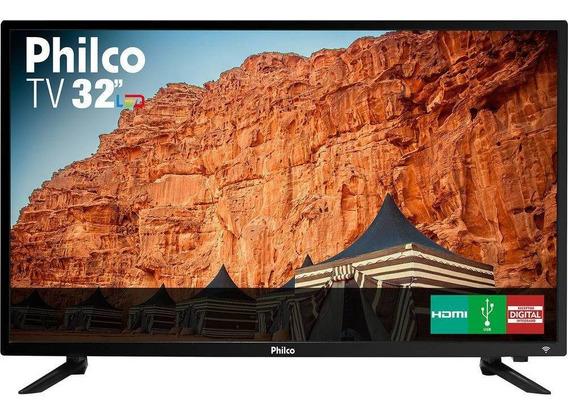 Tv Led 32 Philco Ptv32c30d Hd Com Conversor Digital 2 Hdmi