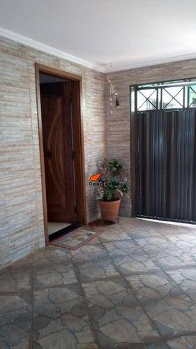 Casa Com 3 Dormitórios À Venda, 132 M² Por R$ 350.000,00 - Campos Elíseos - Ribeirão Preto/sp - Ca1590