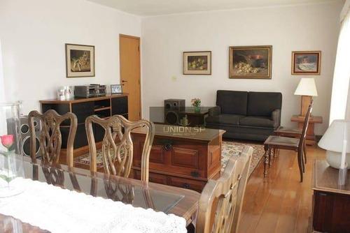 Apartamento Com 3 Dormitórios À Venda, 117 M² Por R$ 1.272.000,00 - Saúde - São Paulo/sp - Ap39039