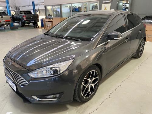 Ford Focus Titanium 2.0 Mt 2018