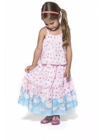 Vestido Mon Sucre Infantil 13.11.31144