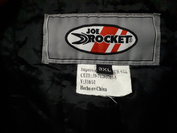 Campera Joe Rocket 4.0