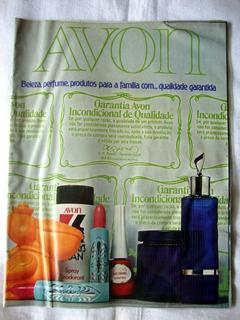 Avon Propaganda Antiga Revista Demonstrativa