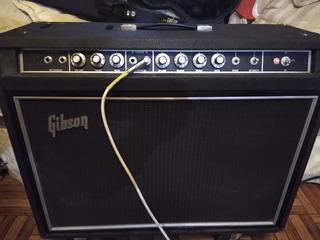 Amplificador Gibson G-70 De 1971 120 Wats Bocinas Celestion