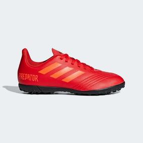 Multitaco Futbol adidas Predator Cm8557 Rojo Unisex 20-23 T3