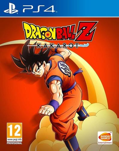 Dragon Ball Z Kakarot Juego Para Ps4 Somos Tienda