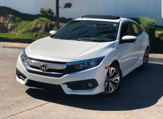Honda Civic 2016 Exl-turbo