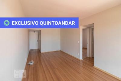 Apartamento No 6º Andar Com 2 Dormitórios E 2 Garagens - Id: 892881612 - 181612