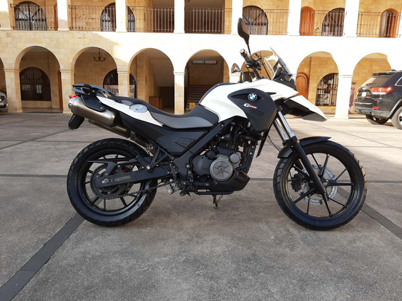 Impecable Bmw Gs 650 Año 2016