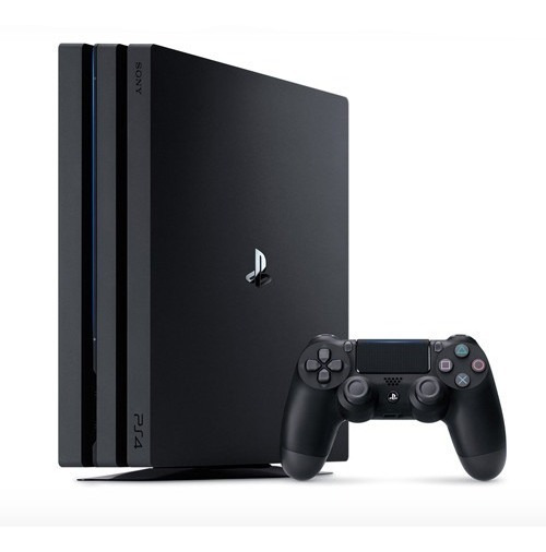 Consola Sony Playstation Ps4 Pro 1tb Resolucion 4k 1 Control