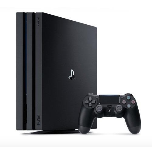 Consola Sony Playstation Ps4 Pro 1tb Resolucion 4k 1 Control
