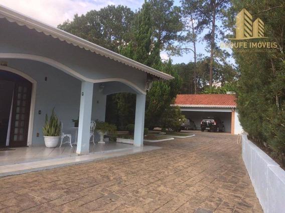 Casa Com 5 Dormitórios À Venda, 456 M² Por R$ 2.820.000 - Bosque Dos Eucaliptos - São José Dos Campos/sp - Ca0138