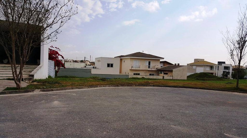 Imagem 1 de 4 de Terreno À Venda, 559 M² Por R$ 540.000,00 - Condomínio Residencial Castanheira - Sorocaba/sp - Te3492