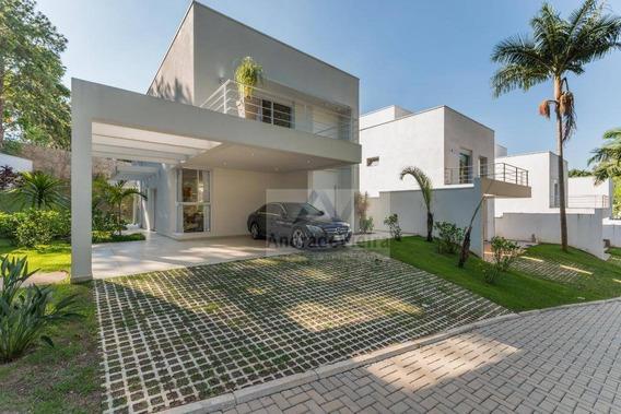 Casa Com 3 Dormitórios À Venda, 275 M² Por R$ 1.900.000 - Gramado - Campinas/sp - Ca0323