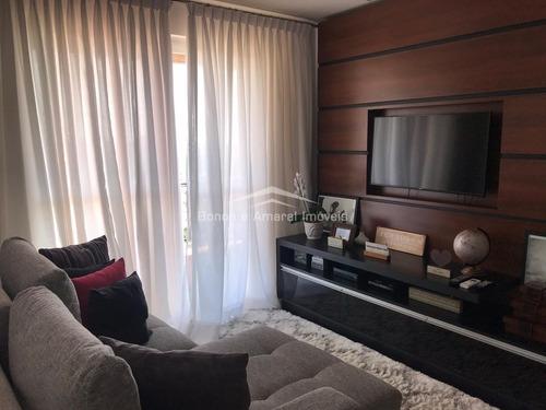 Apartamento À Venda Em Chacara Da Barra - Ap011515