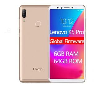 Lenovo K5 Pro 6gb Ram/64gb Snapdragon Como Nuevo Envio 1 Dia