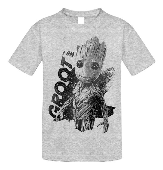 Playera Avengers End Game Groot