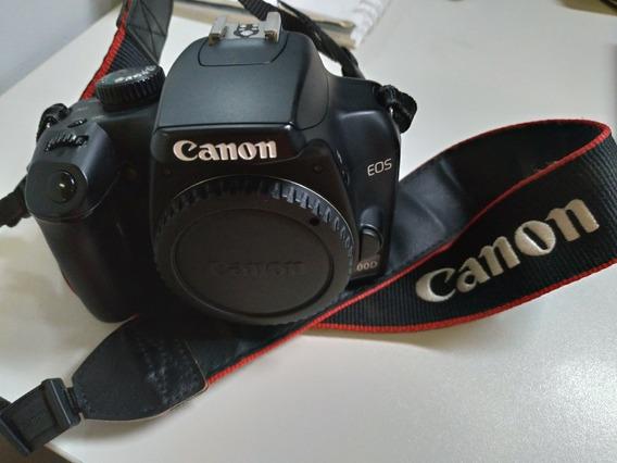 Câmera Profissional Canon Eos 1000d Perfeita Sem Defeito.