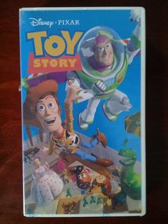 Disney Pixar Toy Story Vhs