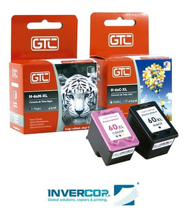 Gt-881r Cart.tinta P/xerox 8r7881- Negro - Gtc