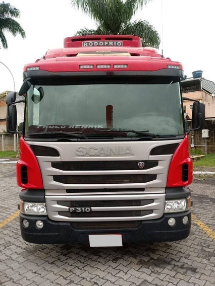Scania P-310 (8x2) Frigorífico 2015