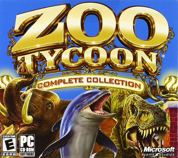 Zoo Tycoon: Complete Collection - Pc Mídia Digital