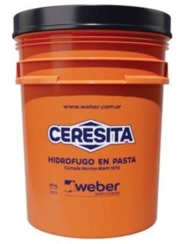 Imagen 1 de 3 de Ceresita X 20 Kg Proyectar Materiales