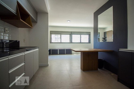 Apartamento Para Aluguel - Chácara Das Pedras, 1 Quarto, 37 - 892997749