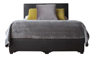 Base Cama Urban Matrimonial - Base + Cabecera