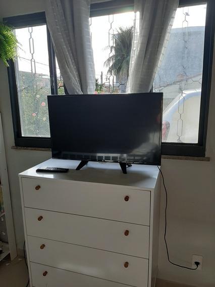 Smart Tv Aoc 32 (para Retira De Peças)