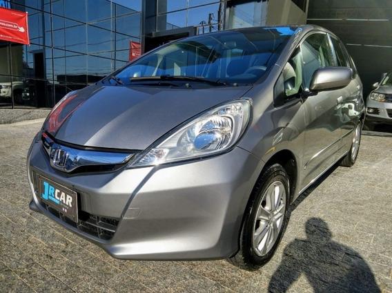 Honda Fit 1.4 Lx 16v Flex 4p Manual 2013