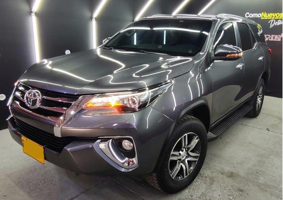 Toyota Fortuner Srv 2.7 Euro Iv Gasolina Automatica