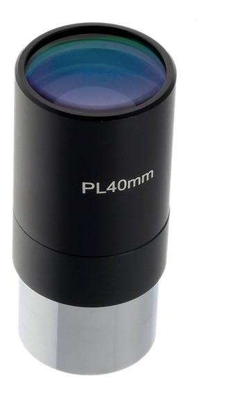 Ocular Telescópio Super Plossl Pl 40mm 3c Padrão America1,25