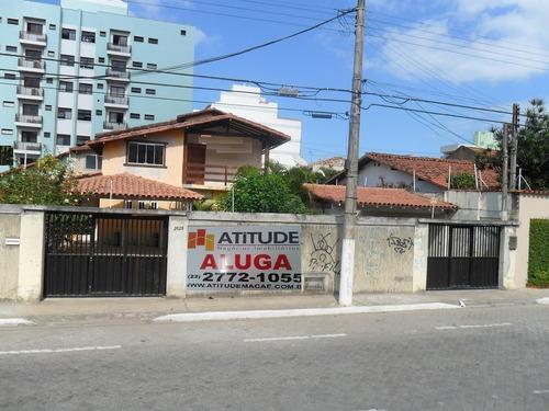 Casa Para Aluguel, 5 Dormitórios, Cavaleiros - Macaé - 678