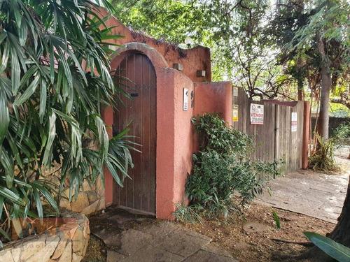 Imagem 1 de 14 de Casa Com 4 Dormitórios À Venda,  Cidade Universitária - Campinas/sp - Ca1691